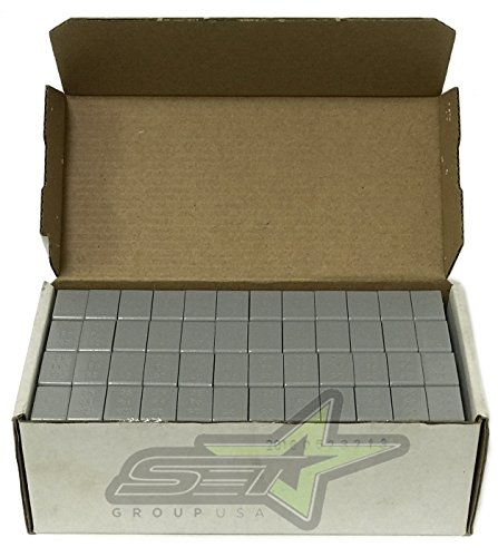 1 Box of Wheel Weights | 1/4 Oz (0.25) | Stick-on Adhesive Tape | 144 Oz 576 Pcs