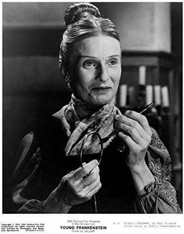 Portrait of Cloris Leachman as Frau Blucher Blucher!