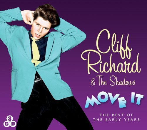 Move It -the Best of the Early Years by Cliff Richard & The Shadows (2011-01-04) (The Best Of Cliff Richard And The Shadows)