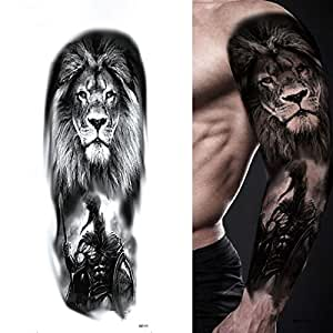 7pcs Oro adhesivo de papel de tatuaje tatuaje tatuaje tatuaje ...