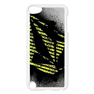 Volcom iPod Touch 5 Case White Exquisite gift (SA_436178)