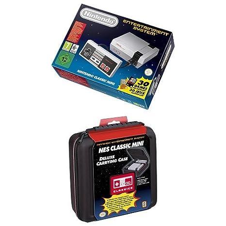 Nintendo NES - Consola Classic Mini + Funda de transporte ...