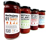 Mother-in-Law's Kimchi Gochujang Sauces