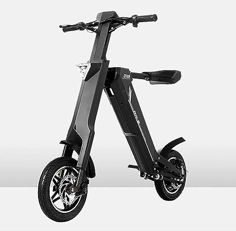 LOO LA Bicicleta Eléctrica Plegables, 400W Motor Bicicleta ...