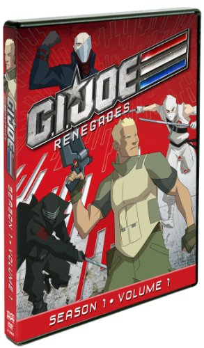 - G.I. Joe Renegades: Season 1, Vol. 1