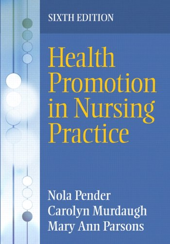 Health Promotion in Nursing Practice (6th Edition) for $<!--$199.87-->