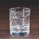 Greenline Goods Whiskey Glasses - 10 Oz Tumbler