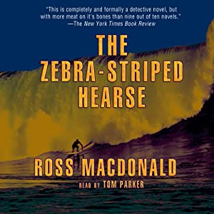 The Zebra-Striped Hearse Audiobook