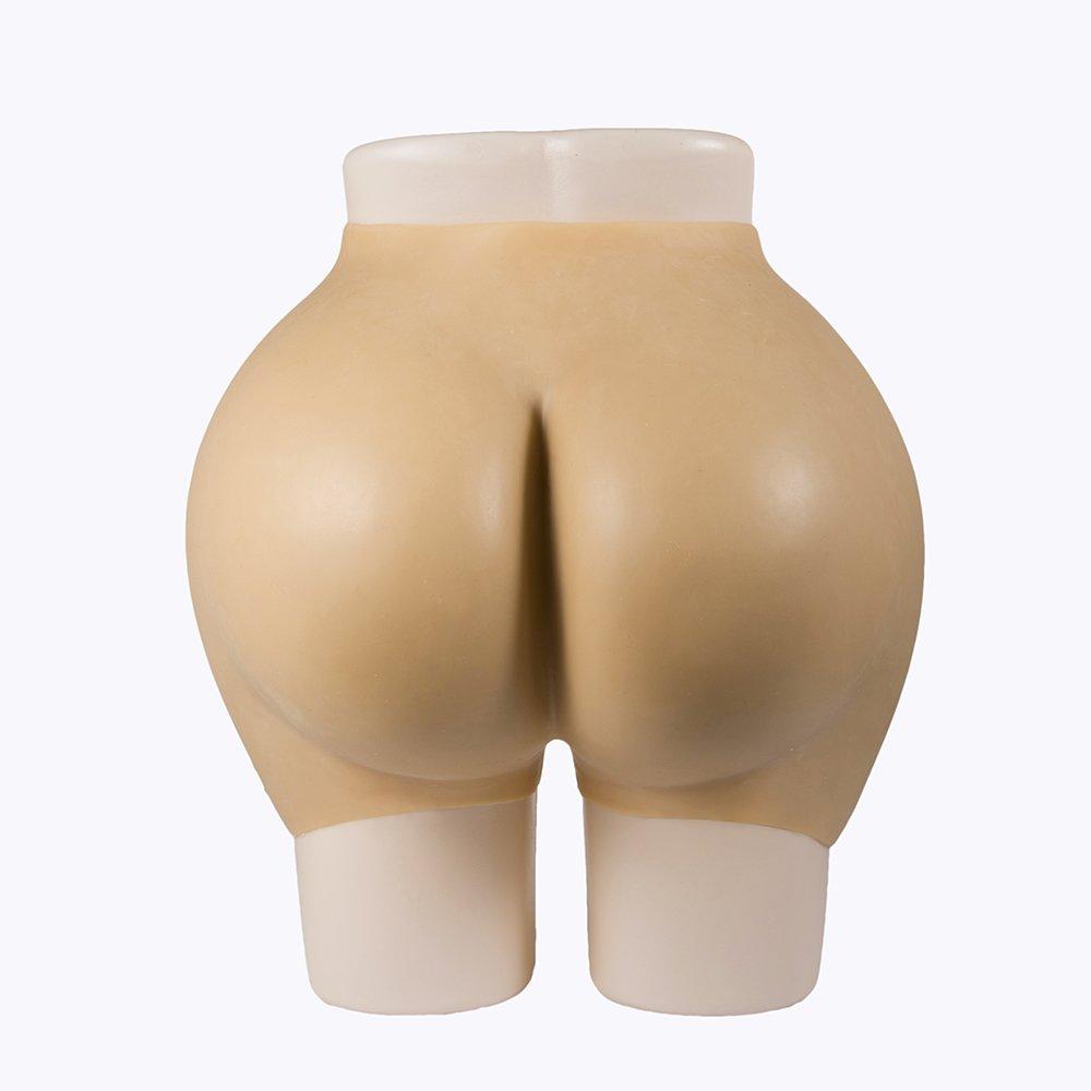 e2b9f90ab79 IVITA Women Shapewear Panties Silicone Buttock Enhancer Underwear Butt Hip  Silicone Butt Enhancer (S 5.1lbs Waistline(24.8-47.2inch))  Amazon.co.uk   ...