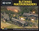 Warlord Games Blitzkrieg Panzergrenadiers, 28mm Bolt Action Wargaming figures