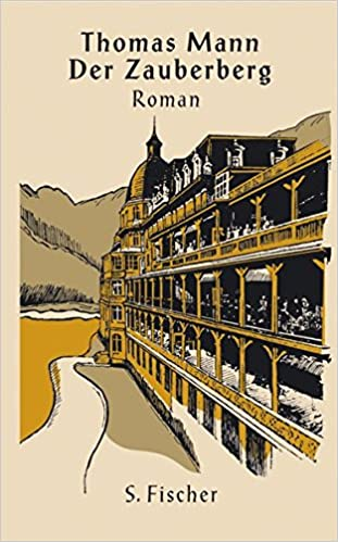 Der Zauberberg Amazoncouk Thomas Mann 9783103481280 Books