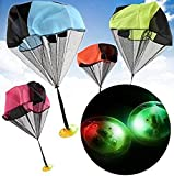 Bulges Toy Tangle Hand Throwing Flash Light Frisbee Toss Landing Outdoor Children's Flying Toys