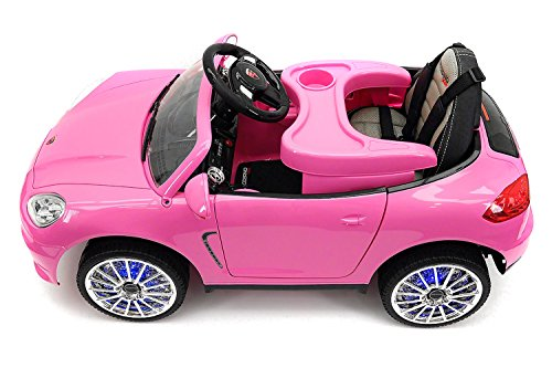 Moderno Kids Kiddie Roadster Children Ride On Car With R C