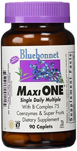 Bluebonnet Maxi One Iron (Bluebonnet Maxi One Iron Caplets, 90 Count)