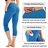 HIGHDAYS Capri High Waist Leggings for Women
