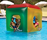Swimline The Cube Inflatable Pool Float
