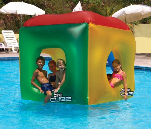 Swimline The Cube Inflatable Pool -