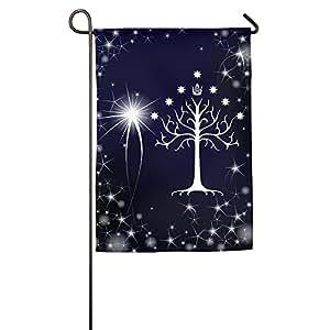 ericp Señor de diseño de el Señor de los anillos árbol de Gondor Bandera de Jardín