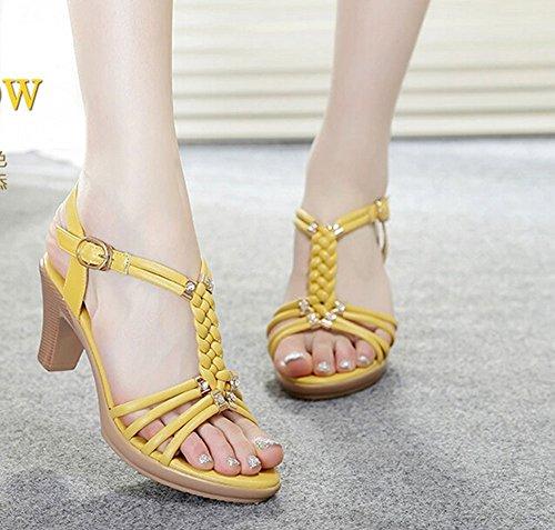 Lemontree Chaussures Vertes Formelles Des Femmes vgHuDc64BU
