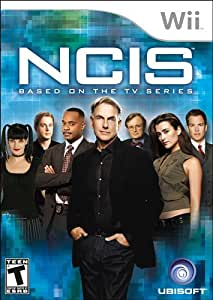 NCIS - Wii Standard Edition
