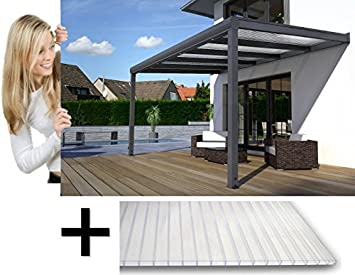 Uberdachung Terrasse Alu ~ Terrassenüberdachung alu mit seitenwand überdachung terrasse alu