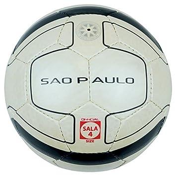 Precision Sao Paulo balón de fútbol sala, cosido a mano fútbol ...