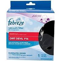 Febreze Dirt Devil F16 Replacement Vacuum Filter