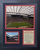 "Legends Never Die ""Houston Texans Stadium Framed Photo Collage, 11 x 14-Inch"
