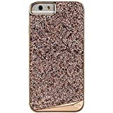 Case-Mate iPhone 6 Plus Case - BRILLIANCE - 800+ Genuine Crystals - Apple iPhone 6 Plus / iPhone 6s Plus - Rose Gold
