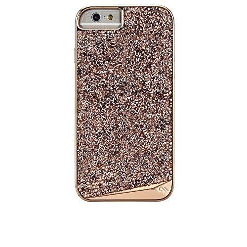 Case-Mate iPhone 6 Case - BRILLIANCE - 800+ Genuine Crystals - Apple iPhone 6 / iPhone 6s - Rose Gold