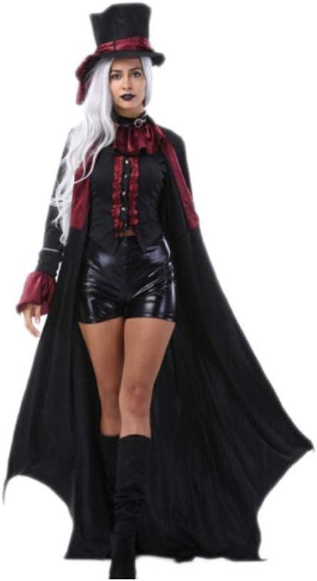 GUYUEXUAN Disfraz de Halloween, Disfraz de Vampiro for Pareja ...