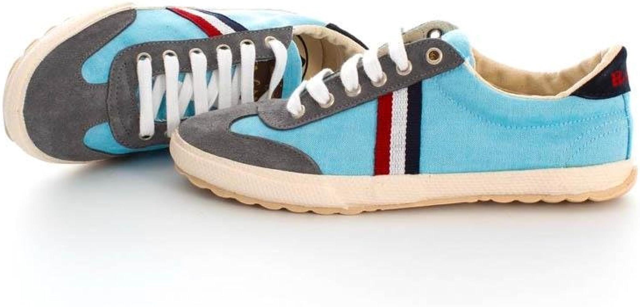 Zapatillas El Ganso Match Azul Mujer 39 Azul: Amazon.es: Zapatos y ...