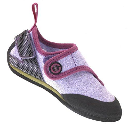 Price comparison product image Butora Brava Violet Kid's Rock Climbing Shoes Size 4