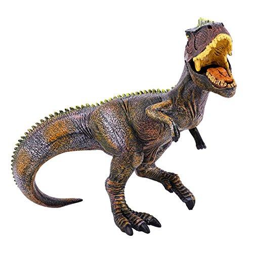 Giganotosaurus Dinosaur (Zooawa Giganotosaurus Dinosaur Figure Toy - Colorful)