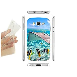 FUNDA CARCASA SLIM SEA ANIMALS PARA SAMSUNG GALAXY GRAND NEO GT-I9060 TPU