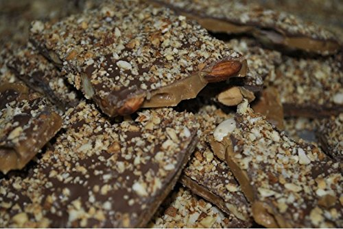 Real Almond Toffee (16oz) - Summer Shipping Price
