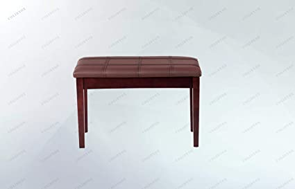 Outstanding Amazon Com Colidyoxsolid Wood Pu Leather Piano Bench Gmtry Best Dining Table And Chair Ideas Images Gmtryco