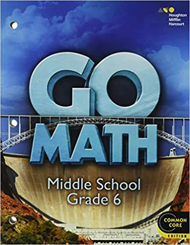 Go math student interactive worktext grade 6 2014 holt mcdougal go math student interactive worktext grade 6 2014 1st edition fandeluxe Images