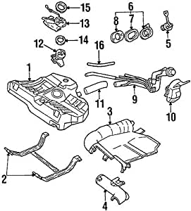 Ford 1 3 Industrial Engine Parts on ford 3400 tractor wiring diagram