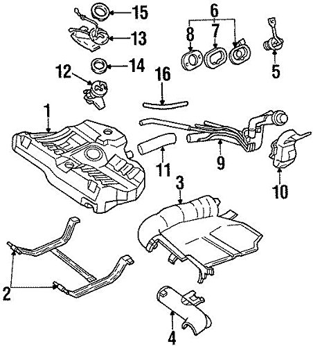 Amazon Com Ford F7cz 9047 Aa