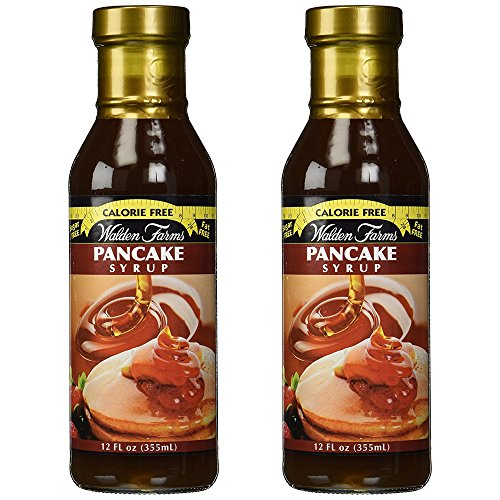 (Walden Farms- Calorie Free Pancake Syrup- (Pack of 2 12 oz bottles))