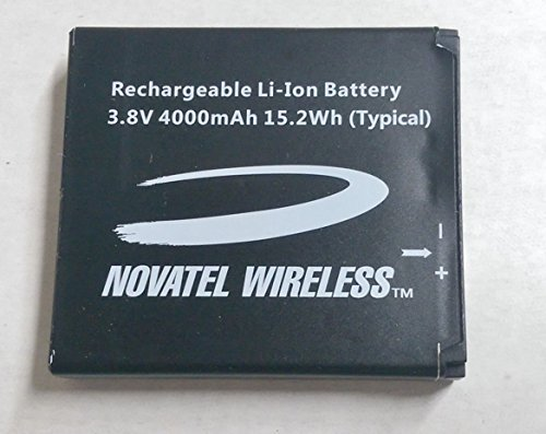 Novatel Jetpack MiFi 6620L Replacement Battery For Verizon Mobile Jetpack Hotspot P/N: 40115131.01