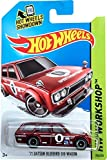 2014 Hot Wheels Hw Off-Road (123/250) - Skate Punk [Ships in a Box!]