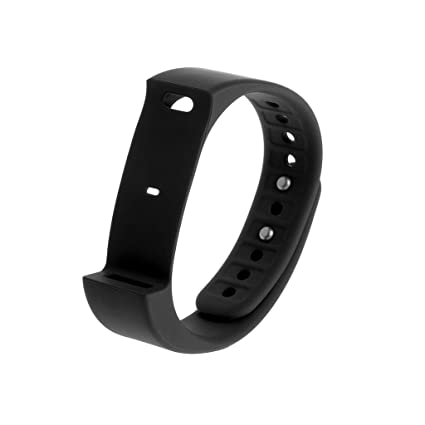 ZOUCY Reemplazo TPU Band Correa de Pulsera para Iwown i5 Plus Sports Smart Bracelet
