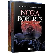 Kit - Nora Roberts. Querer e Poder + Arte da Ilusão