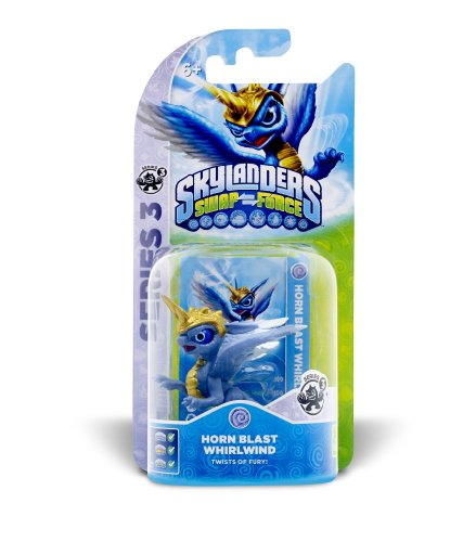 Skylanders Swap Force - Swap Whirlwind Force