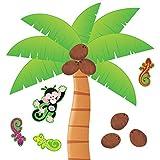 Trend Enterprises T-8220 Palm Tree Bulletin Board Set (Pack of 27)