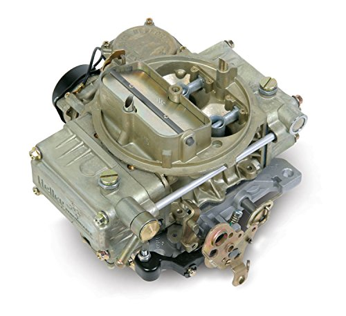 Holley 0-8007 Model 4160 390 CFM Square Bore 4-Barrel Vacuum Secondary Electric Choke New Carburetor