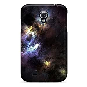 Slim Fit Tpu Protector Shock Absorbent Bumper Stardust Case For Galaxy S4