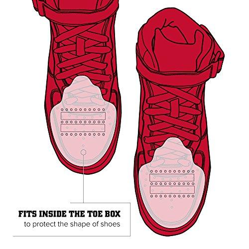 0e6ba94d86 Forcefield Sneaker Toebox Crease Preventers Shoe Tree